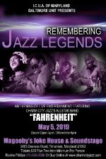 Jazz Legends – May 5, 2019