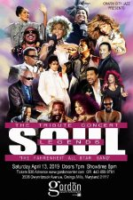 Tribute Concert to Soul Legends