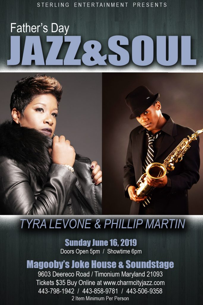 Father's Day Jazz & Soul Concert