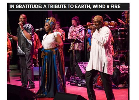 Fathers Day Tribute to Earth Wind & Fire featuring In Gratitude